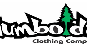 Clothing company banner